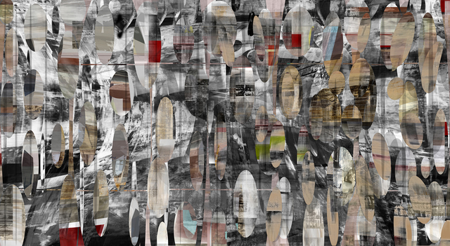 , 'Fugue 3,' 2009, Galeri Nev Istanbul