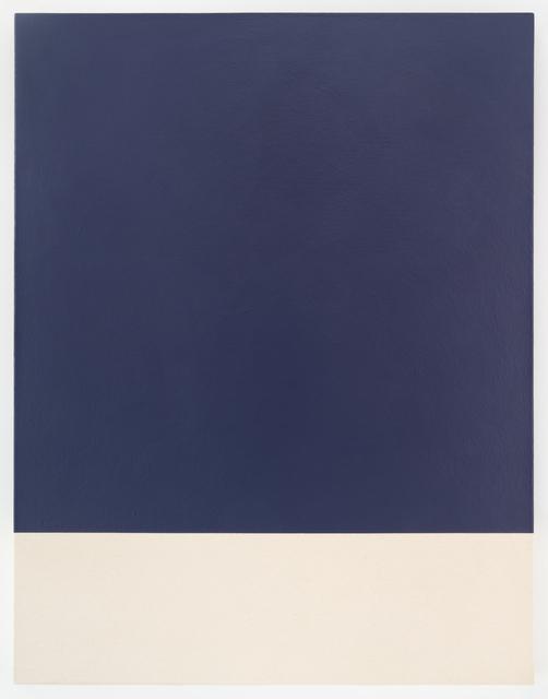 , '485– la couleur des lieux, Lisbonne,' 2018, Galerie Nicolas Robert