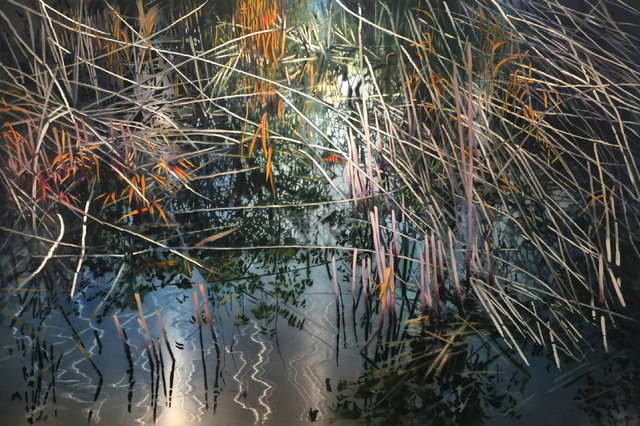 David T. Kessler, 'Silvered Reeds ', 2018, Plus One Gallery