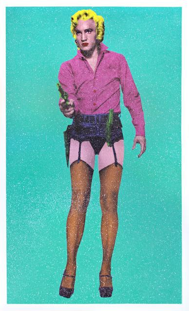 , 'Diva Las Vegas (Turquoise),' 2015, Imitate Modern