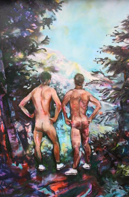 , 'Ausblick,' 2017, Only Art Club