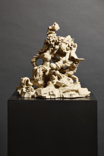 Hugo Wilson, 'Labour 3', 2014, Parafin
