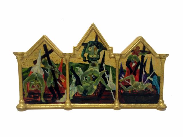 , 'Semana Santa/Frog Spread,' 2001, Catharine Clark Gallery