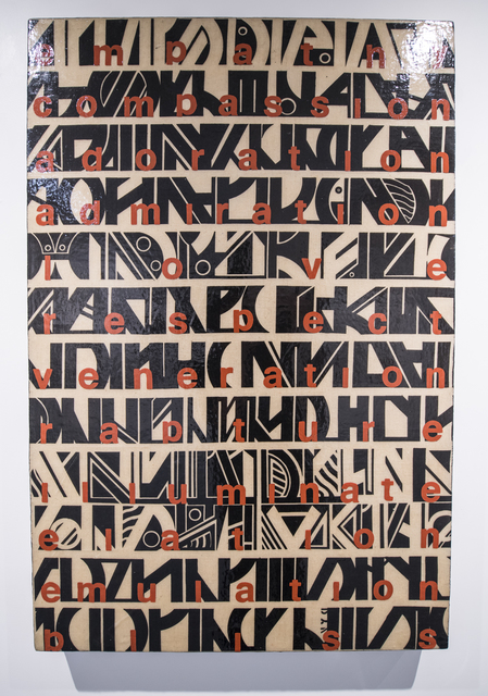 , 'Compassion,' 2017, Mirus Gallery