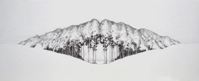 """, 'Snowy """"Karasumori"""",' 2013, Kamiya Art"""