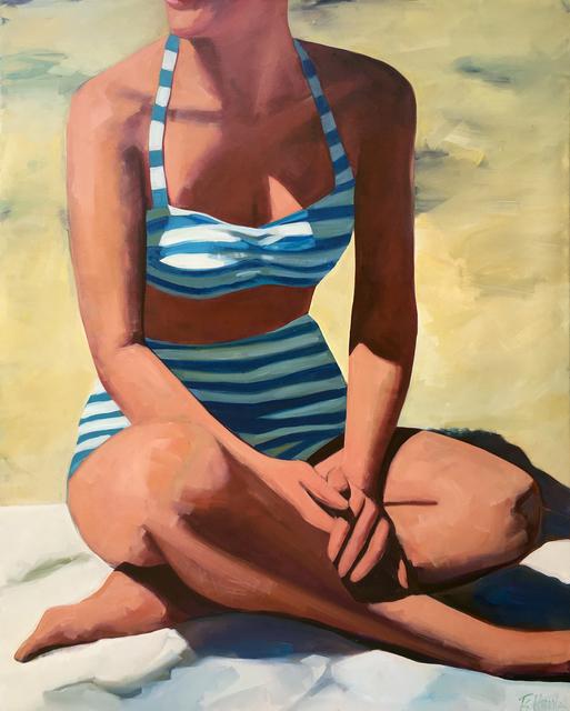 , 'Beach Sunshine,' 2015, Quidley & Company