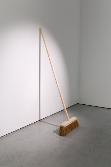 , 'Broom/Wall,' 2015, Carroll / Fletcher
