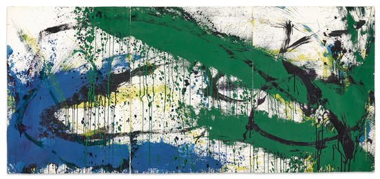 Norman Bluhm, 'Untitled,' 1964, Sotheby's: Contemporary Art Day Auction