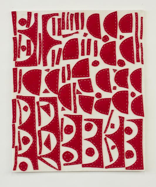 William J. O'Brien, 'Untitled', 2012, Marianne Boesky Gallery