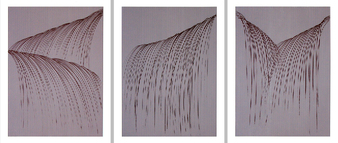 Tom Orr, 'Waterfall I, II, III,' 2008, Addison/Ripley Fine Art