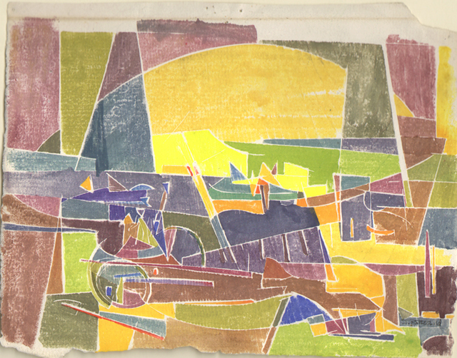 , 'Bar Harbor ,' 1949, Dolan/Maxwell