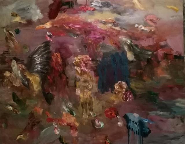, 'Field of fungus,' 2017, Drina Gallery