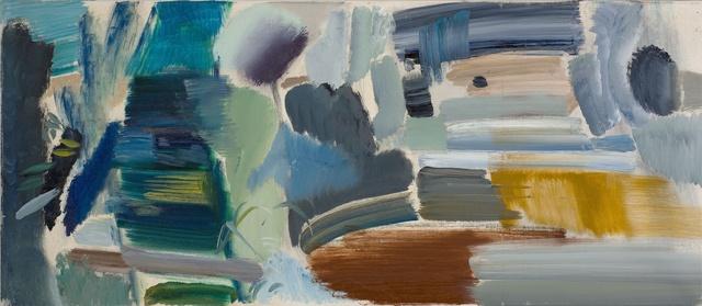 , 'River and Fields,' ca. 1965, Jenna Burlingham Fine Art