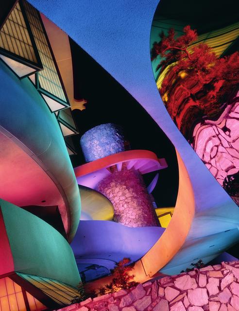 , 'Architectural Site 19, Pavillion for Japanese Art LACMA, Los Angeles, CA, July 19,' 1989, Kadel Willborn