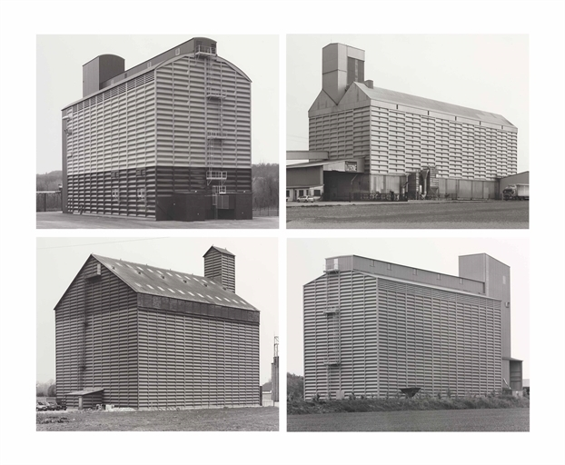 Bernd Oppl, 'Grain Elevators', Christie's
