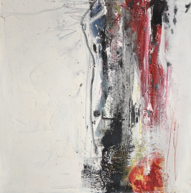 , 'Red Levity 9,' 2015, Carter Burden Gallery