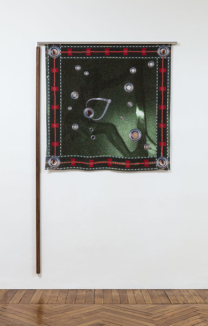 , 'Opulent Austerity (for my caste and my makeup artist),' 2018, Federica Schiavo Gallery