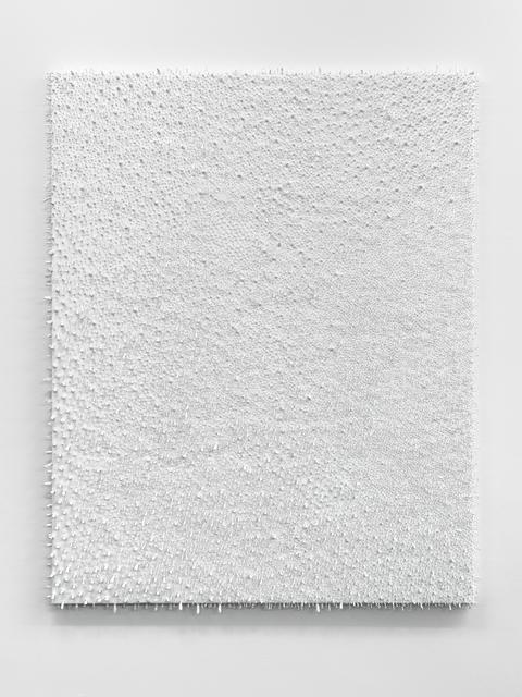 Lars Christensen, 'White / White #3', 2014, Anne Mosseri-Marlio Galerie