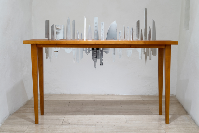 , 'The Roots of the World,' 2016, Galleria Continua
