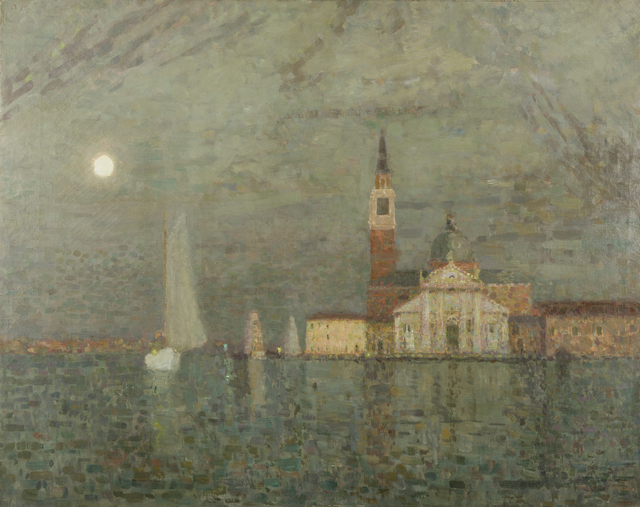 , 'San Giorgio, Venice,' , Childs Gallery
