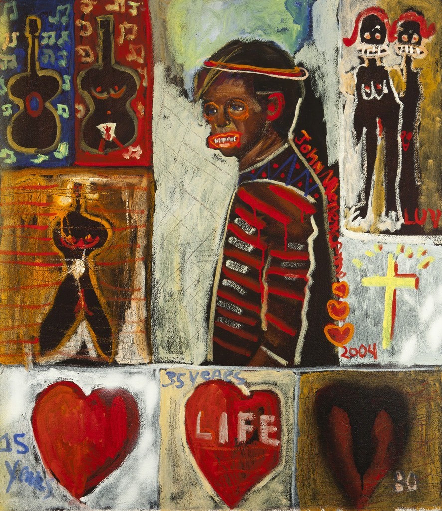 John Mellencamp Paintings For Sale