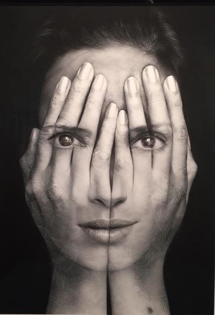 ", '""Mirror II"" / ""Ayna II"",' 2016, Galeri 77"