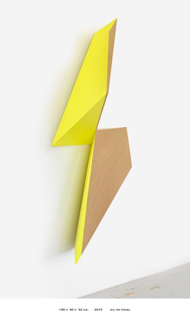 , 'Mime,' 2015, Galerie Forsblom