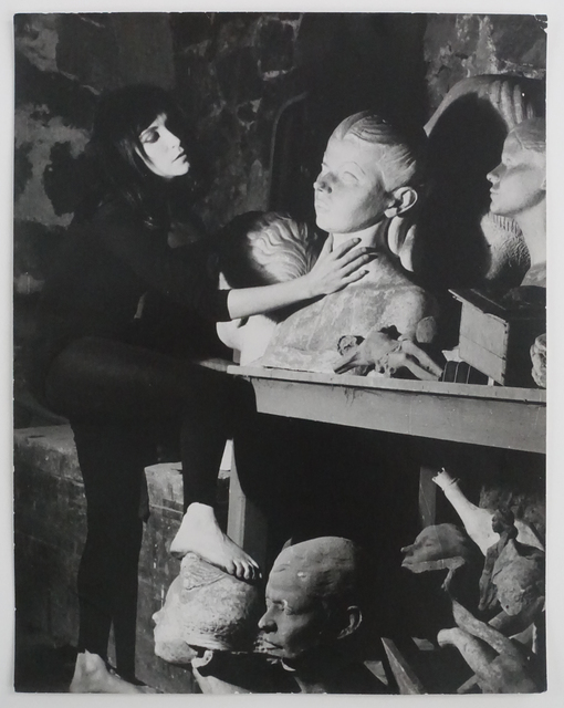 Kati Horna, 'Untitled, from the series 'Story of a Vampire. Happening in Coyoacan.'', 1962, Photography, Vintage gelatin silver print, Michael Hoppen Gallery
