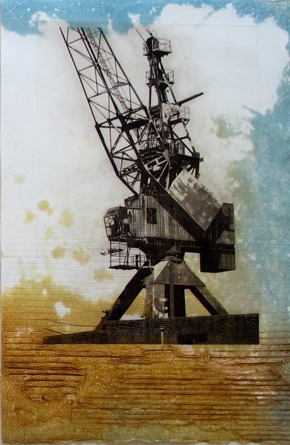 , 'Vestige XII,' 2014, Sydney Printmakers