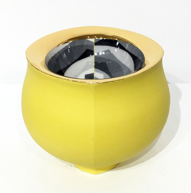 , 'Yellow Bowl,' 2018, Duane Reed Gallery