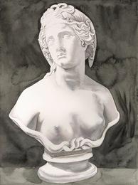 Medusa, After Harriet Hosmer, 1854