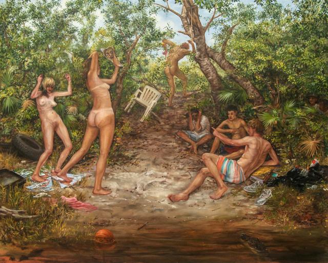 , 'Florida Ttripp ,' 2017, Treason Gallery