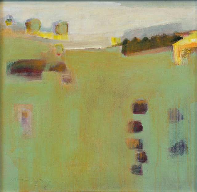 , 'Green,' , Abend Gallery