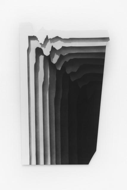 , 'Sublevel_01,' 2016, Hashimoto Contemporary