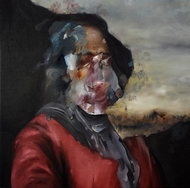 , 'Untitled,' 2018, Affenfaust Galerie