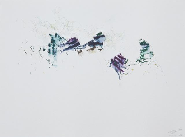 , 'Tickle Watercolor 0545,' 2009, Rosenberg & Co.