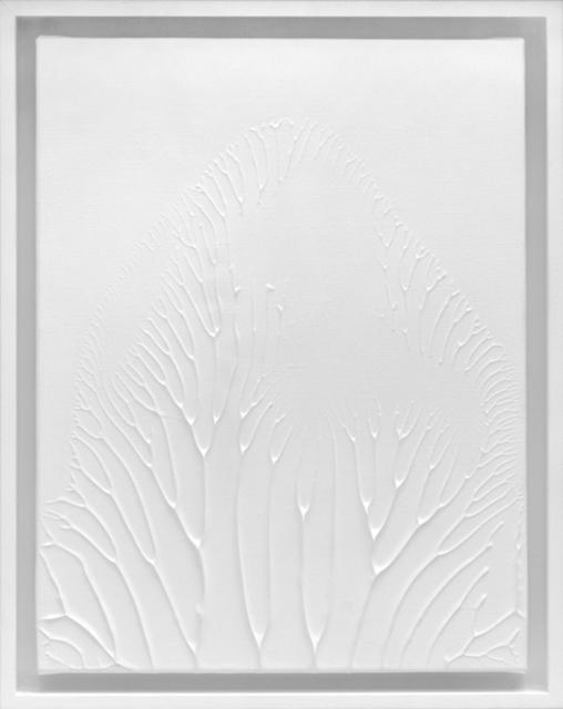 , 'Peinture Blanche F5 #1,' 2016, 22,48m2
