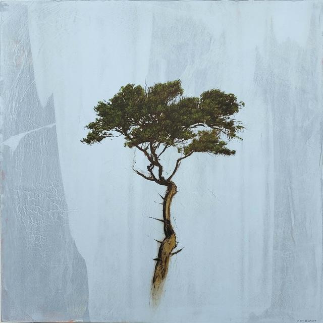 Robert Marchessault, 'Tasu I', 2020, Painting, Huile et acrylique sur panneau / Oil and Acrylic on Panel, Galerie de Bellefeuille