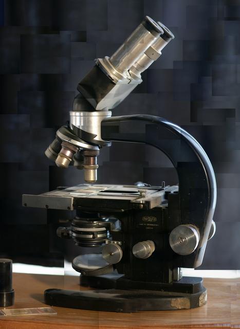 , 'Microscope,' 2004, Zemack Contemporary Art