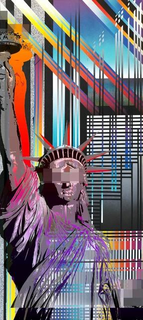 , 'Captive America II,' 2017, Impact Art Gallery