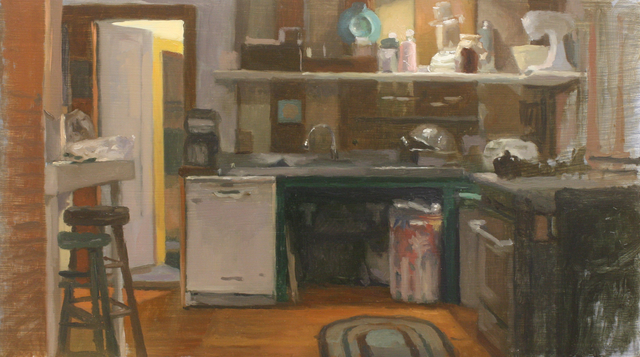 , 'Kitchen,' , Dowling Walsh