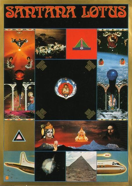 , 'Santana Lotus,' 1974, GALLERY SHCHUKIN