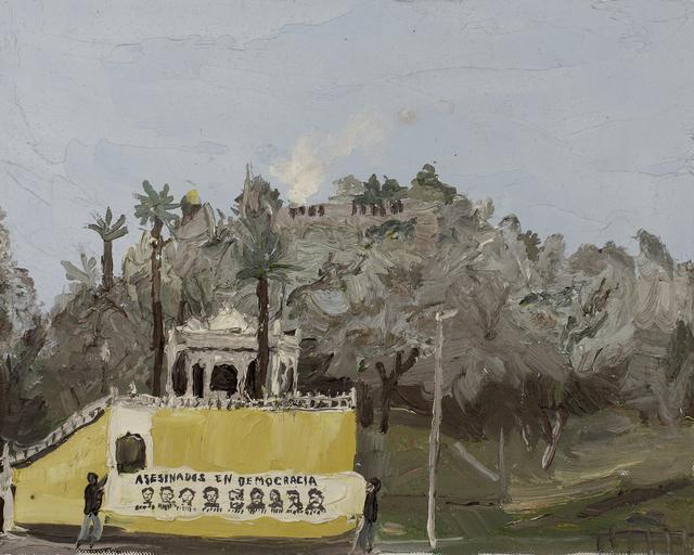 Christian Vinck, 'Cerro de Piedra 6', 2013 -2014, Diablo Rosso