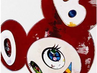 Takashi Murakami, 'And Then Red - The Superflat Method', Ode to Art