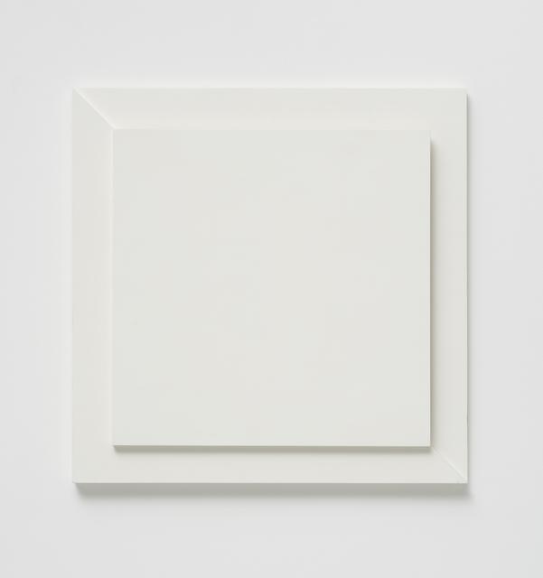 , 'Placas X (Múltiplo 42),' 1981, Casa Triângulo