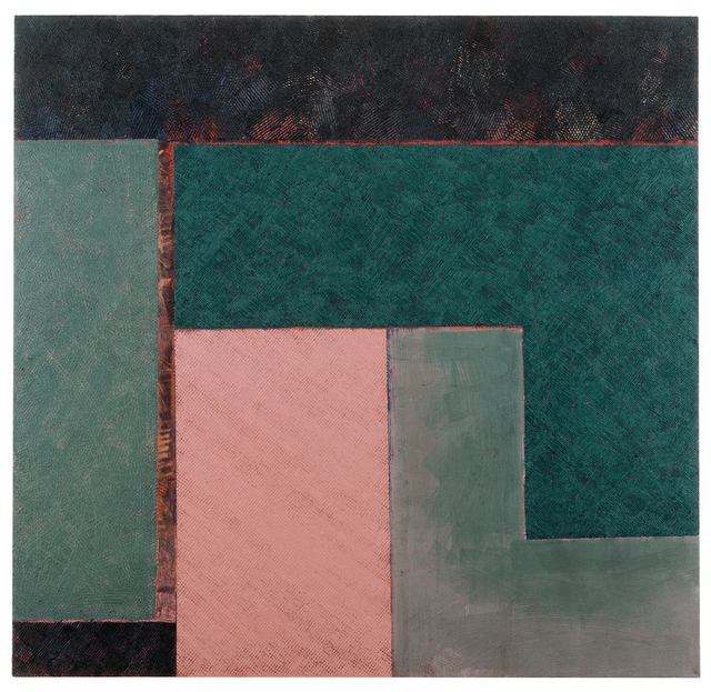 , 'Two Angles Three Rectangles To Top,' 1993, Annely Juda Fine Art