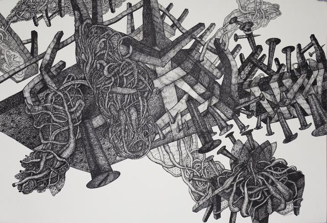 , 'DISAPPEARENCE III,' 2017, Saskia Fernando Gallery