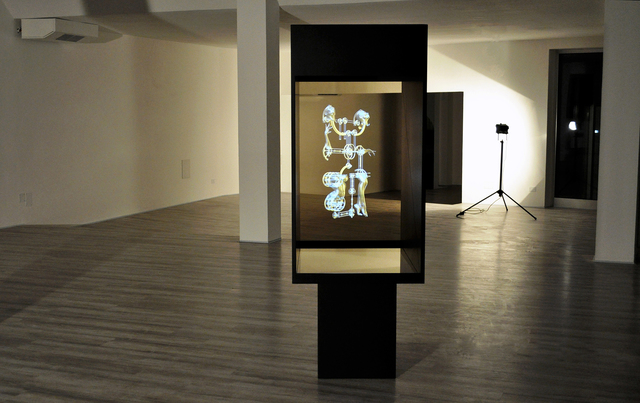 , 'AKTOR - HOLOGRAPHIC THECA,' 2014 , VK Gallery