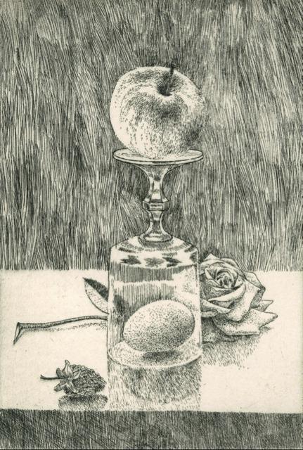 , 'Still Life with Apple,' 1996, Redfern Gallery Ltd.