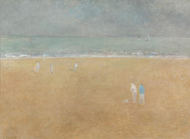 Richard Eurich, 'Boy with a kite', 1985, Waterhouse & Dodd